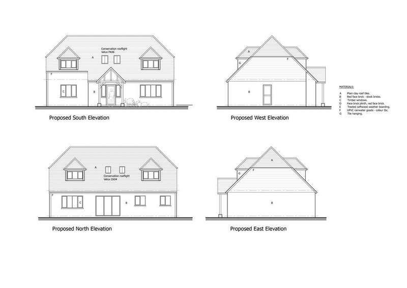 4 Bedrooms Plot Commercial for sale in The Street, Hothfield, Ashford, Kent