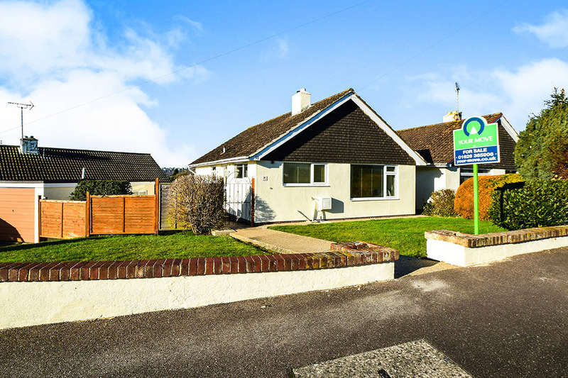 2 Bedrooms Detached Bungalow for sale in The Roundway, Kingskerswell, Newton Abbot, TQ12