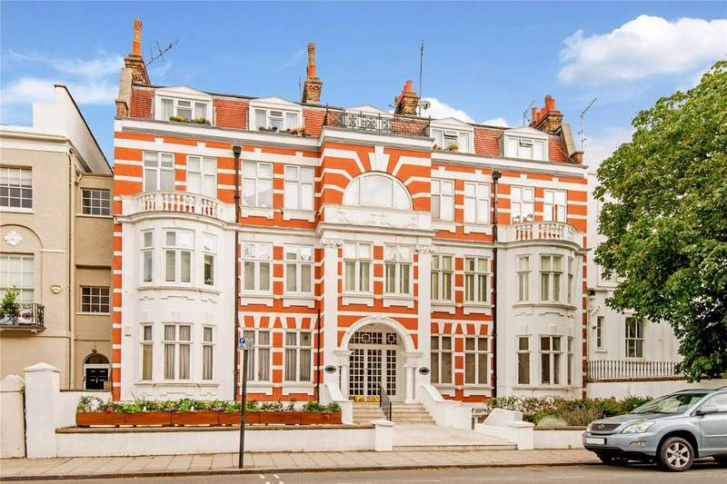2 Bedrooms Flat for sale in Abercorn Mansions, 17 Abercorn Place, London