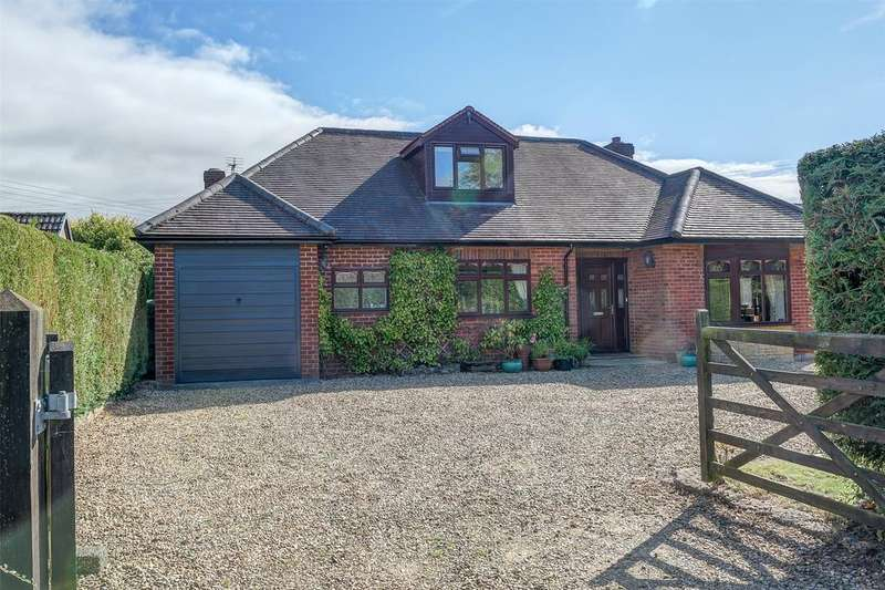 3 Bedrooms Detached Bungalow for sale in Ditton Priors, Bridgnorth, Shropshire