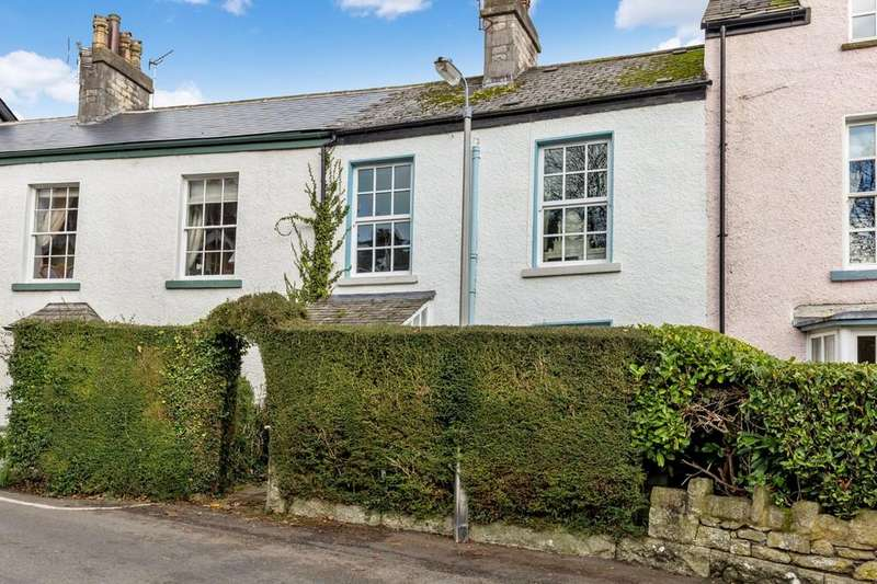 4 Bedrooms Terraced House for sale in Mews Cottage, Kirkhead Road, Grange over Sands, Cumbria, LA11 7BG