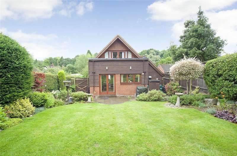 4 Bedrooms Detached House for sale in Heathman Street, Nether Wallop, Stockbridge, Hampshire