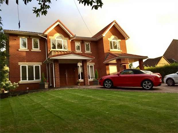 6 Bedrooms Detached House for sale in Edge Hill, Ponteland, Newcastle upon Tyne, Northumberland