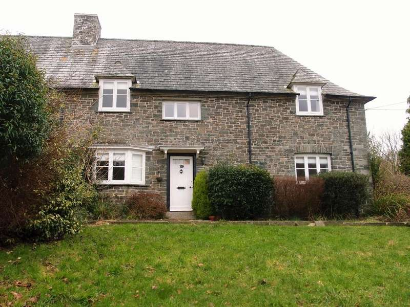 3 Bedrooms Cottage House for sale in Milton Abbot