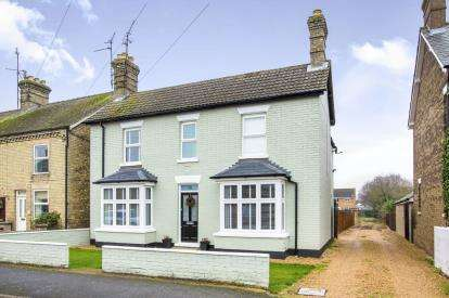 4 Bedrooms Detached House for sale in Newtown Road, Ramsey, Huntingdon, Cambs