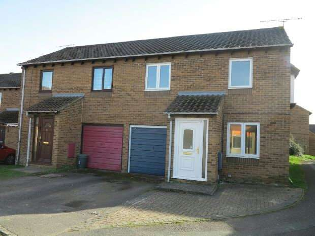 3 Bedrooms Semi Detached House for sale in Bridport Close, Lower Earley, Reading,