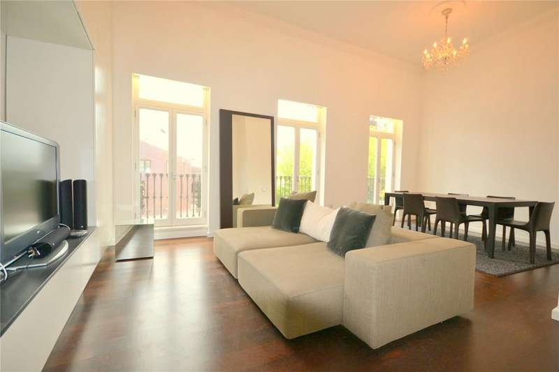 2 Bedrooms Flat for sale in Duncannon House, Pimlico, London