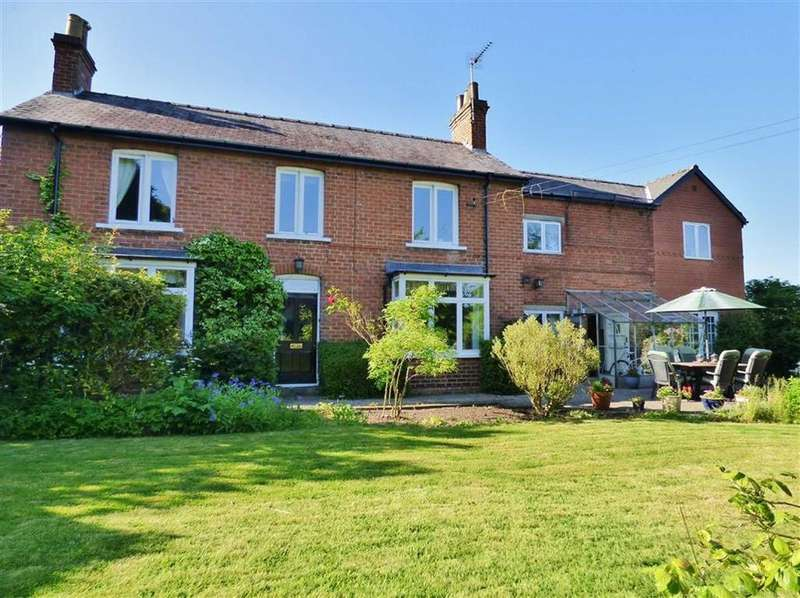 4 Bedrooms Detached House for sale in Northgate, Walkington