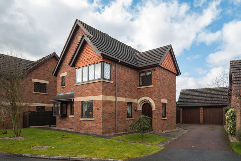 6 Bedrooms Detached House for sale in Church Rise, Sandiway