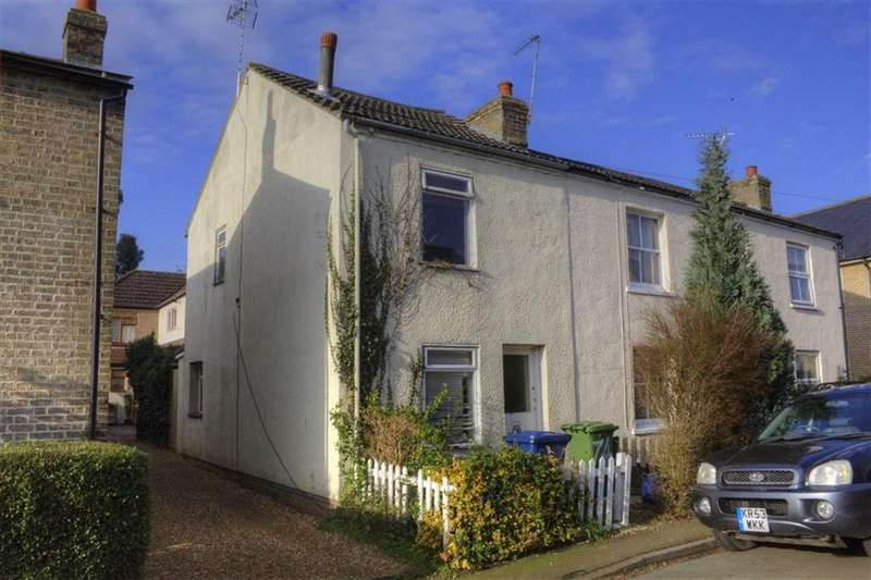 2 Bedrooms End Of Terrace House for sale in Rooks Street, Cottenham, Cambridge