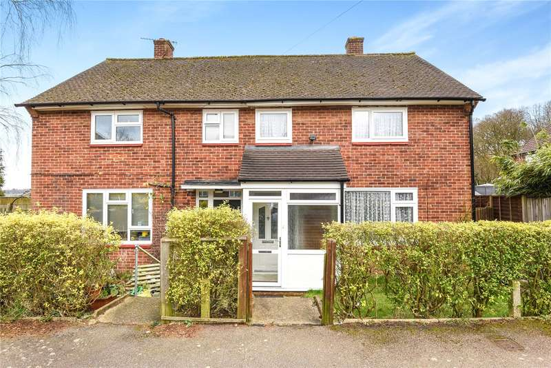 2 Bedrooms Semi Detached House for sale in Bognor Gardens, Watford, WD19