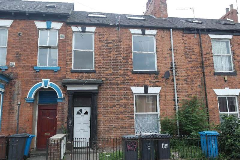 2 Bedrooms Block Of Apartments Flat for sale in Coltman street, Hull, HU3 2SF