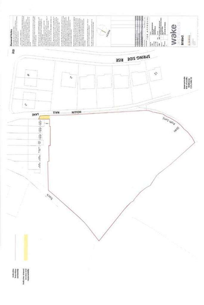 Land Commercial for sale in Leymoor Road, Golcar, Huddersfield, HD7