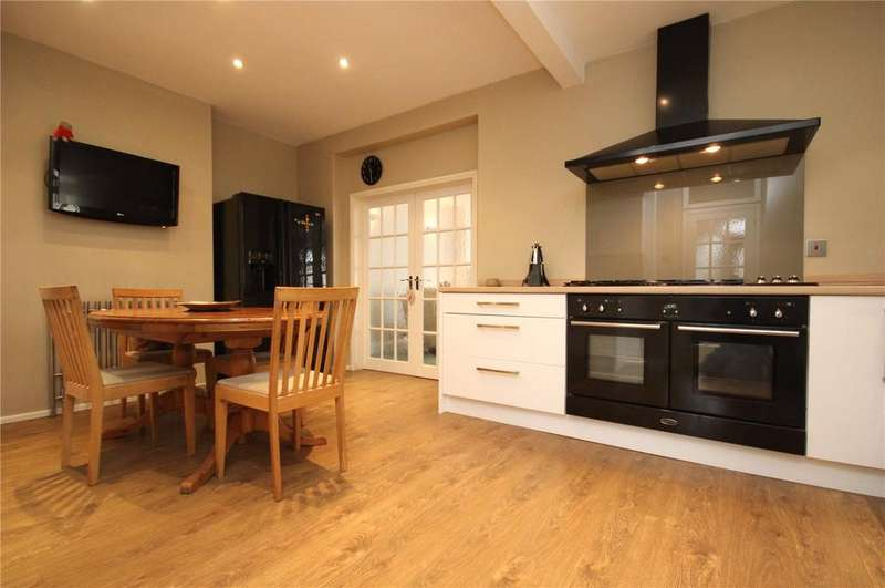 5 Bedrooms Semi Detached House for sale in Gloucester Road, Patchway, Bristol, BS34