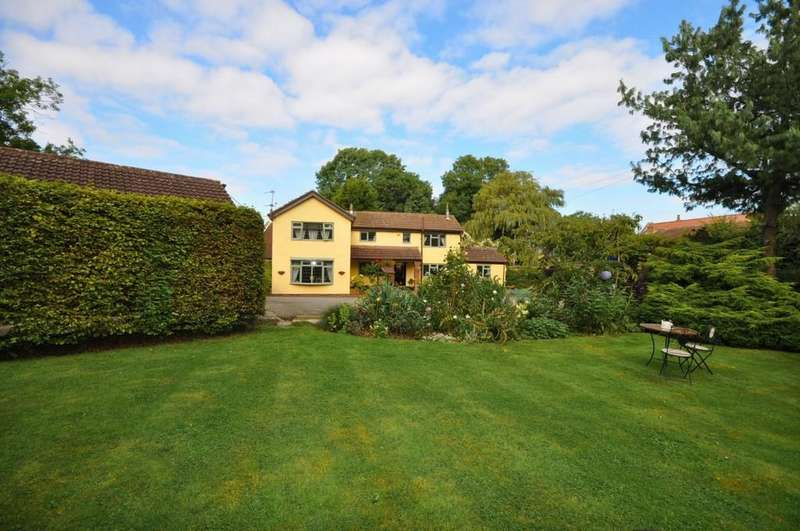 3 Bedrooms Detached House for sale in Trundle Lane, Fishlake