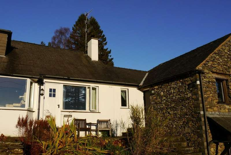 1 Bedroom Barn Conversion Character Property for sale in Kirkstone Cottage,Brackenfell, Outgate, Ambleside LA22 0NH
