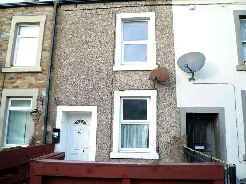 2 Bedrooms Terraced House for sale in Church Road, Harrington