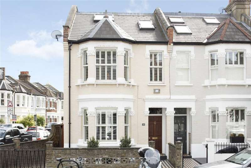 4 Bedrooms House for sale in Atalanta Street, Fulham, London