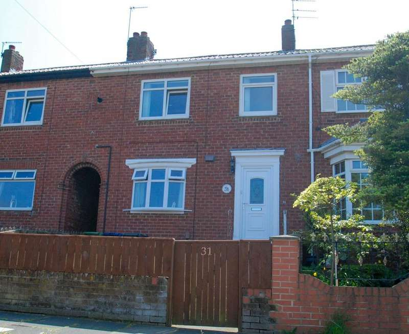 3 Bedrooms Terraced House for sale in Cragside, South Shields