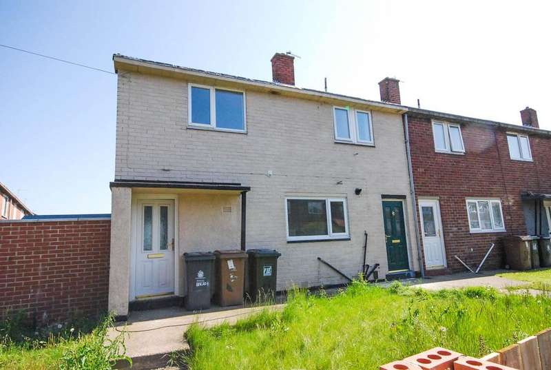3 Bedrooms Terraced House for sale in Tiverton Avenue, North Shields