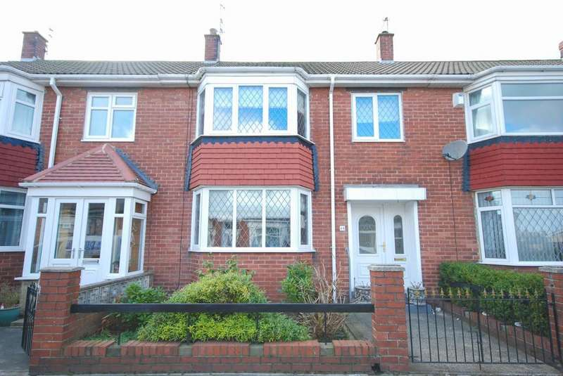 3 Bedrooms Terraced House for sale in Roxburgh Street, Fulwell