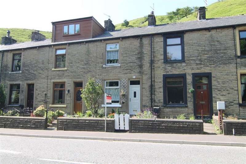 3 Bedrooms Terraced House for sale in Burnley Road, Cornholme, Todmorden