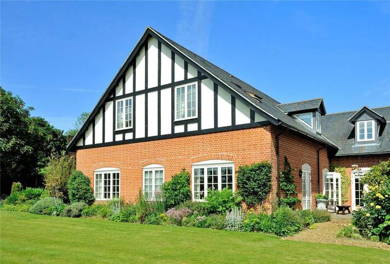 3 Bedrooms Retirement Property for sale in Home Farm, Iwerne Minster, Blandford Forum, Dorset