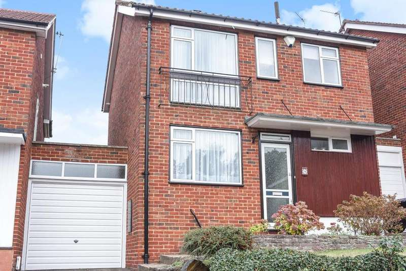 3 Bedrooms Detached House for sale in Hawthorndene Road, Hayes, BR2