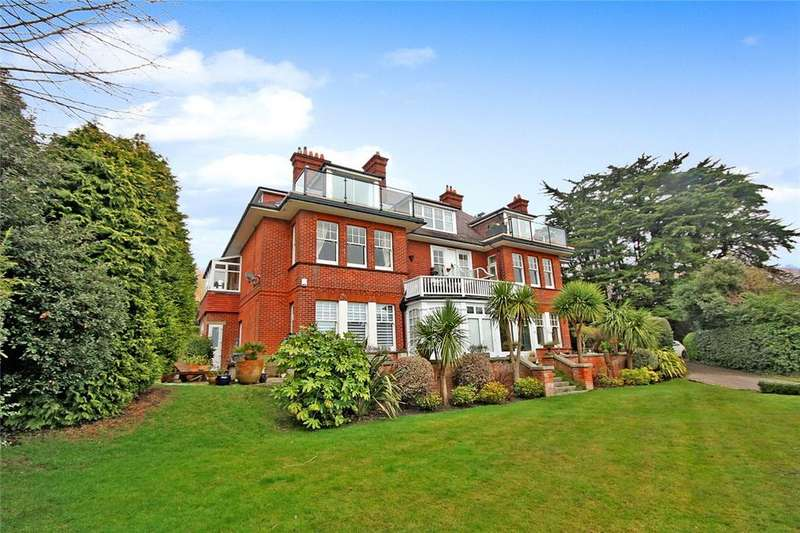 2 Bedrooms Flat for sale in Lythe Place, 22 West Overcliff Drive, Bournemouth, Dorset, BH4