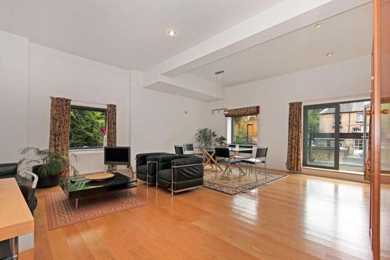 1 Bedroom Flat for sale in Odessa Wharf, 7 Odessa Street, London, SE16