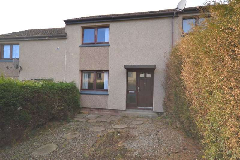 2 Bedrooms Semi Detached House for sale in Morvich Way, Inverness, IV2