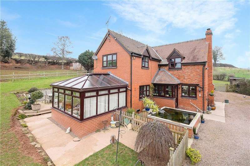 2 Bedrooms Detached House for sale in The Stables, Felton, Hereford, Herefordshire, HR1