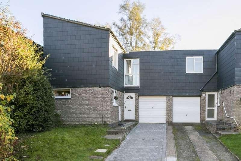 4 Bedrooms Link Detached House for sale in Stuart Close, Tunbridge Wells