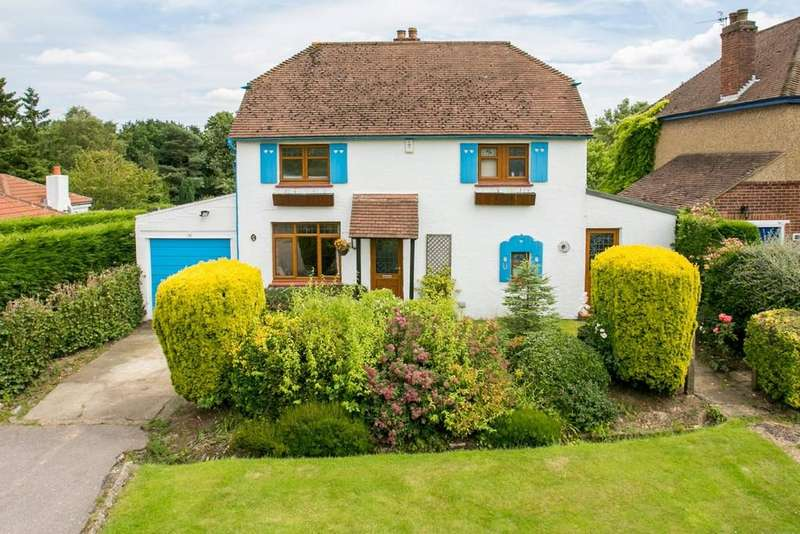 3 Bedrooms Cottage House for sale in The Ridgewaye, Southborough
