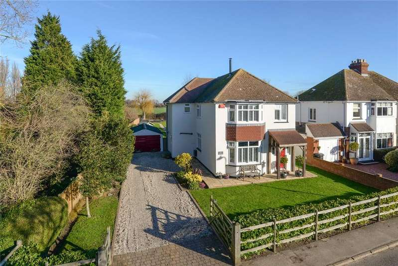 4 Bedrooms Detached House for sale in Sandown Road, Sandwich, Kent