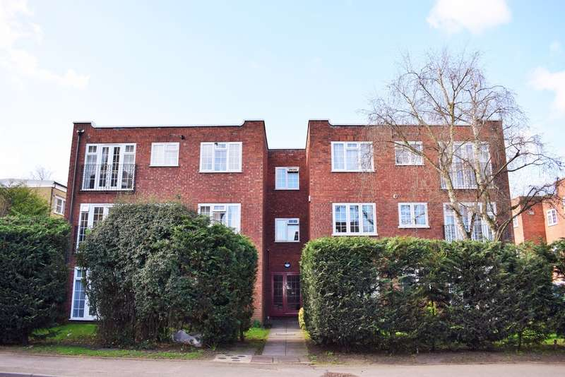 1 Bedroom Apartment Flat for sale in Churchviews, Cookham Road