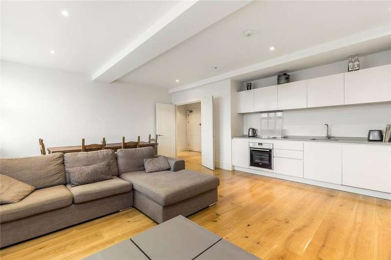 1 Bedroom Flat for sale in Union Lofts, 241 Dawes Road, Fulham, London