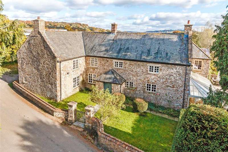 5 Bedrooms Detached House for sale in Whitehall, Hemyock, Cullompton, Devon