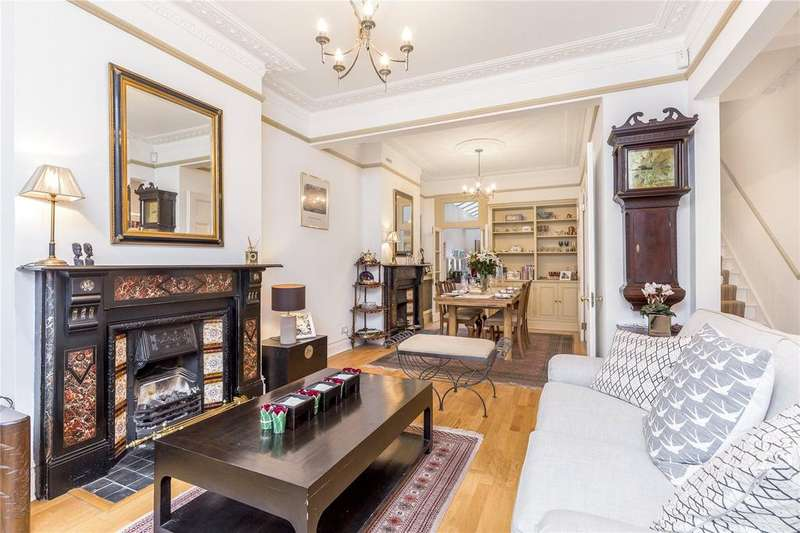 5 Bedrooms Terraced House for sale in Clonmel Road, London