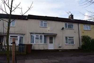 3 Bedrooms Terraced House for sale in Church Lane, Harrow Weald