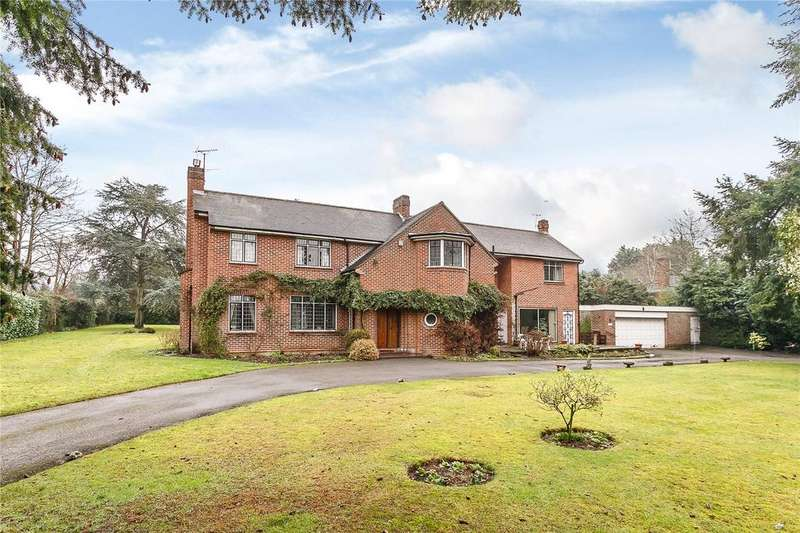 4 Bedrooms Detached House for sale in Duffield Park, Stoke Poges, Buckinghamshire