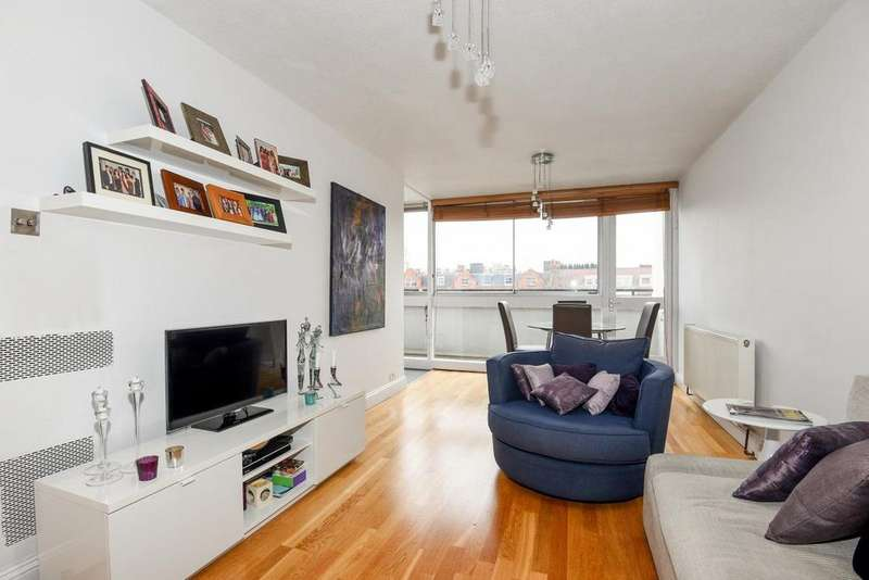 2 Bedrooms Flat for sale in Luxborough Street, Marylebone, W1U