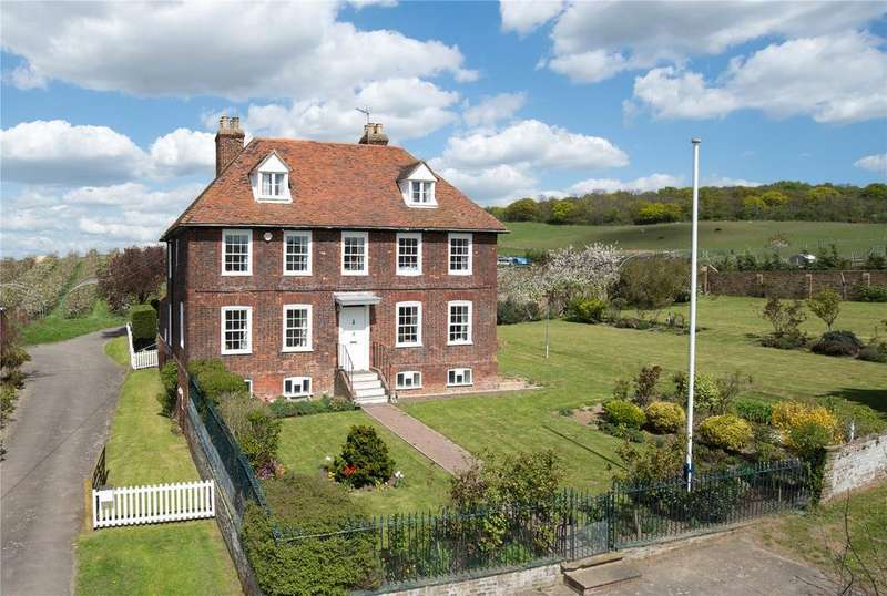 5 Bedrooms Detached House for sale in Cooling Road, High Halstow, Rochester, Kent