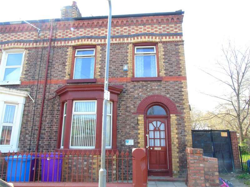 5 Bedrooms Terraced House for sale in Walton Village, Liverpool, L4