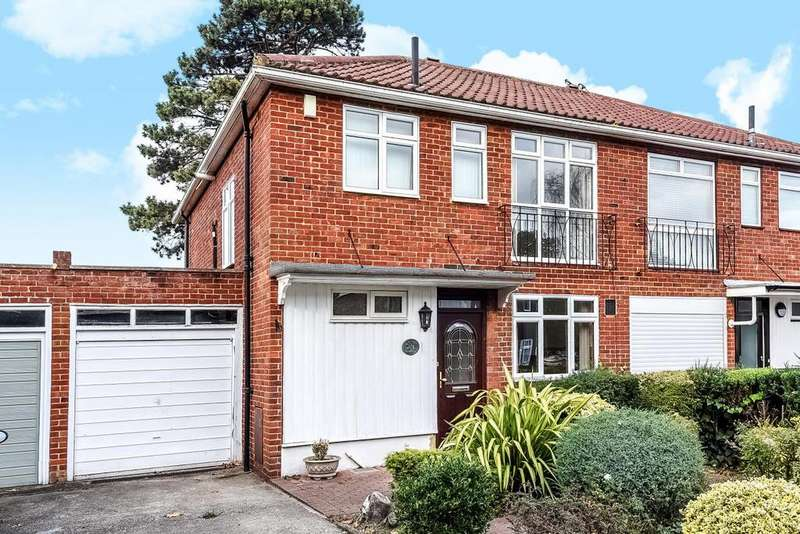 3 Bedrooms Semi Detached House for sale in Hawthorndene Road, Hayes, BR2