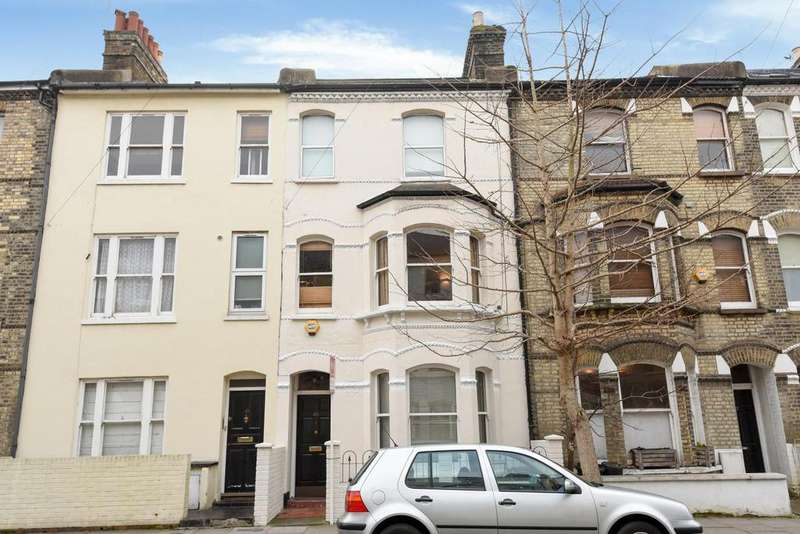 4 Bedrooms Terraced House for sale in Shorrolds Road, Fulham, SW6