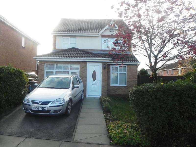 3 Bedrooms Detached House for sale in Caledonian Crescent, Litherland, Liverpool, L21