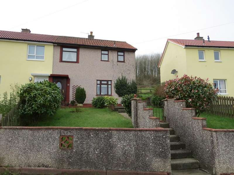 3 Bedrooms Semi Detached House for sale in Borrowdale Road, Whitehaven, Cumbria