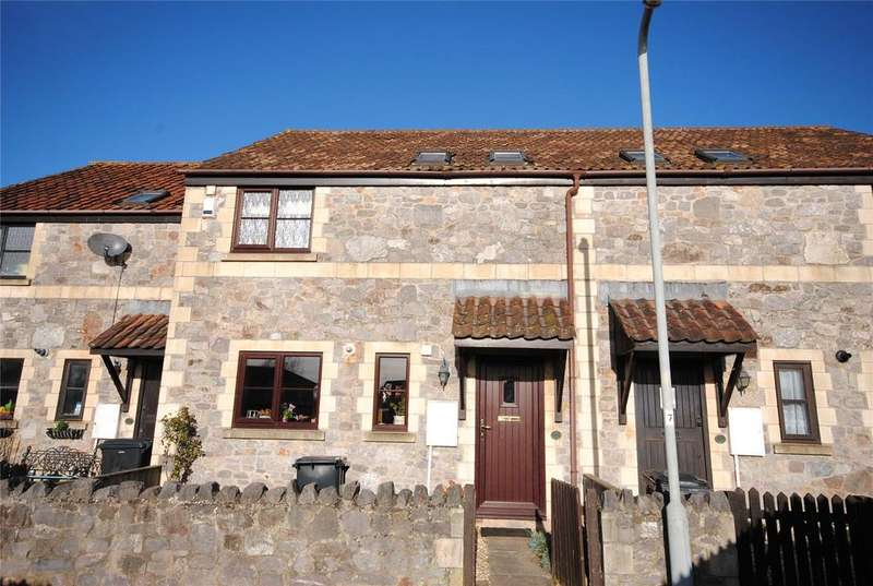 3 Bedrooms Terraced House for sale in Wesley Mews, Cheddar, Somerset, BS27
