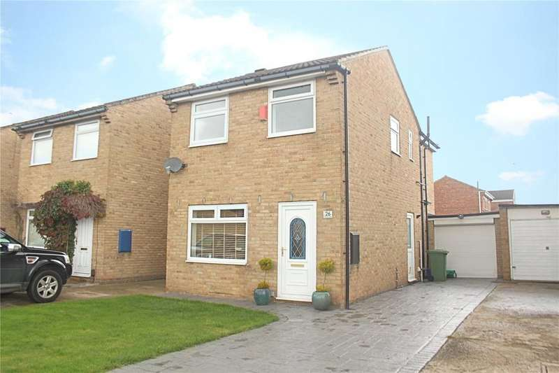3 Bedrooms Detached House for sale in Atherton Way, Yarm